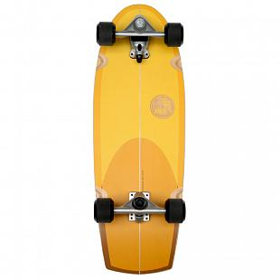 Surfskate SLIDE Sunset Quad 30""