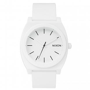 Montre Nixon Time Teller Matte White