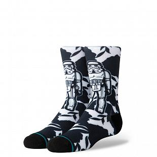 Chaussettes STANCE Floral Trooper Kid