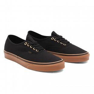 Chaussures VANS Gum Authentic Black