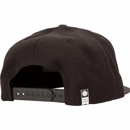 Casquette SALTY CREW Bruce 6 Panel Black