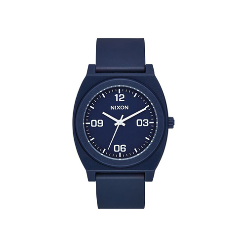Time Teller P Corp Matte Navy / White