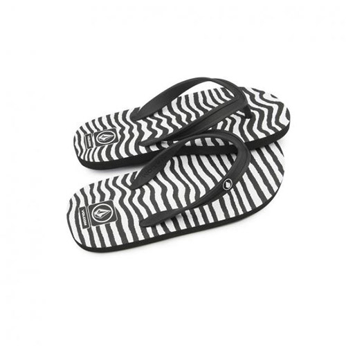 Tongs Enfant VOLCOM Rocking 2 Sandal Dark Wave