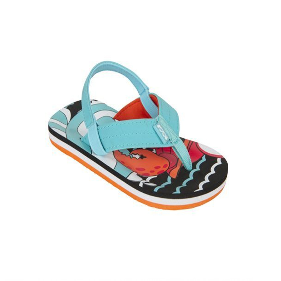 Tongs Enfants COOLSHOE Donovan Crab