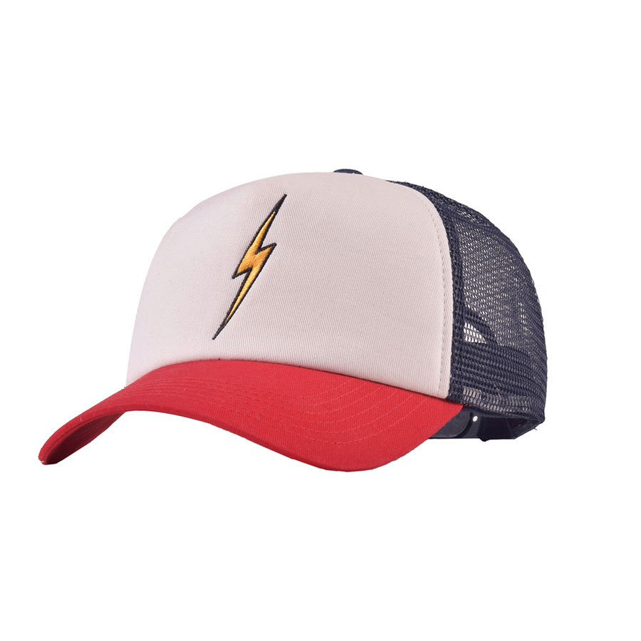 Casquette LIGHTING BOLT Bolt Trucker Cap Unique