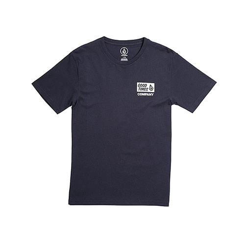 T-shirt Enfant VOLCOM Good Times Navy