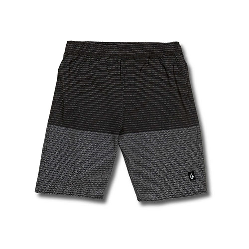 Boardshort Enfant VOLCOM Lido Trunks Black